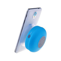 Best selling mini waterproof mobile phone speaker Handsfree Stereo Music Sound wireless Bluetooth Speaker for iphone