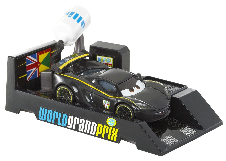 Cars 2 Pit Stop Launchers Lewis Hamilton
