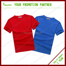 Cotton O-Neck T shirt, MOQ 100 PCS 1102022 One Year Quality Warranty