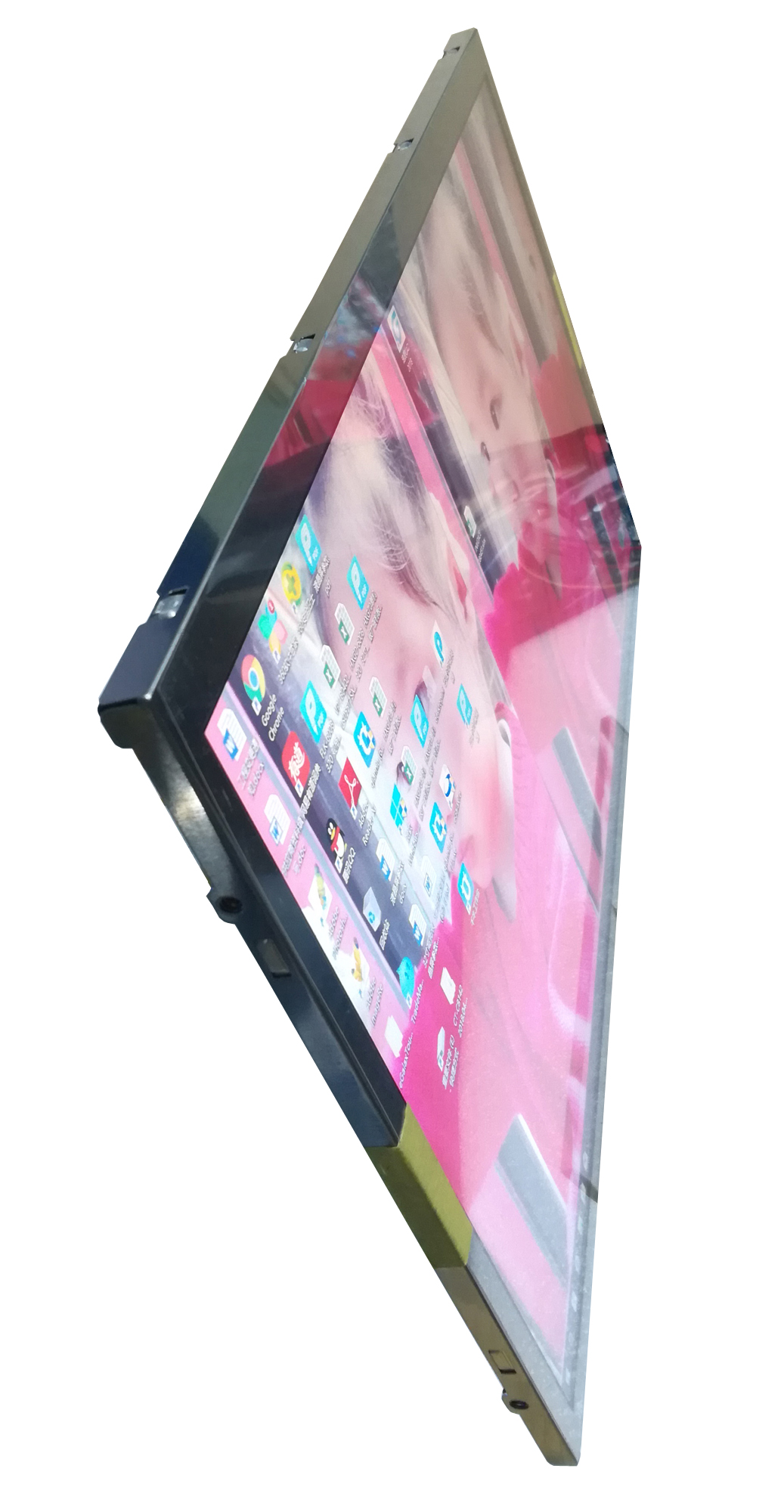 3840*2160 4K 5.5 inch LCD HDMI display with capacitive touch screen and HDMI to DSI MIPI BOARD