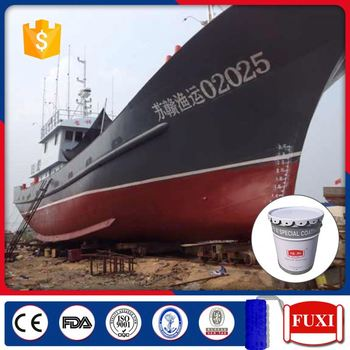 Chlorinated Rubber Paint Marine Ship Hull Paint In Steel