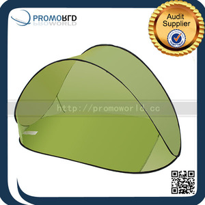 Promotional Tent Cheap Automatic Camping Tent Beach Sun Shade Umbrella Tent