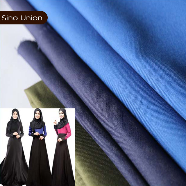 Overseas Wholesale muslim dress designs models dubai abaya fabric 2017 latest burqa