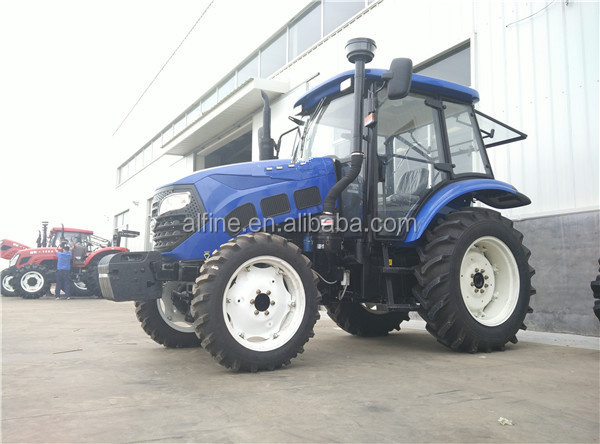Hot sale factory price 90hp farmtrac tractor price