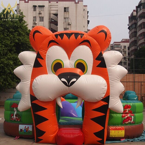 3*3*2.5 m customized inflatable animal bouncer