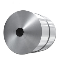 Household Aluminum Foil Alloy 8011/3003 In Jumbo Roll