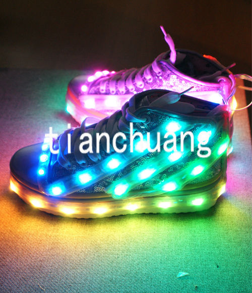 LED Light Up Dance Shoes / LED Light Up Shoes for Kids & Adults