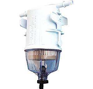 Racor Snapp Repl Element W/drain 2m R23298-02