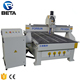 Best price!!! digital wood carver cnc router v-cutting 3d machine for aluminum copper plastic