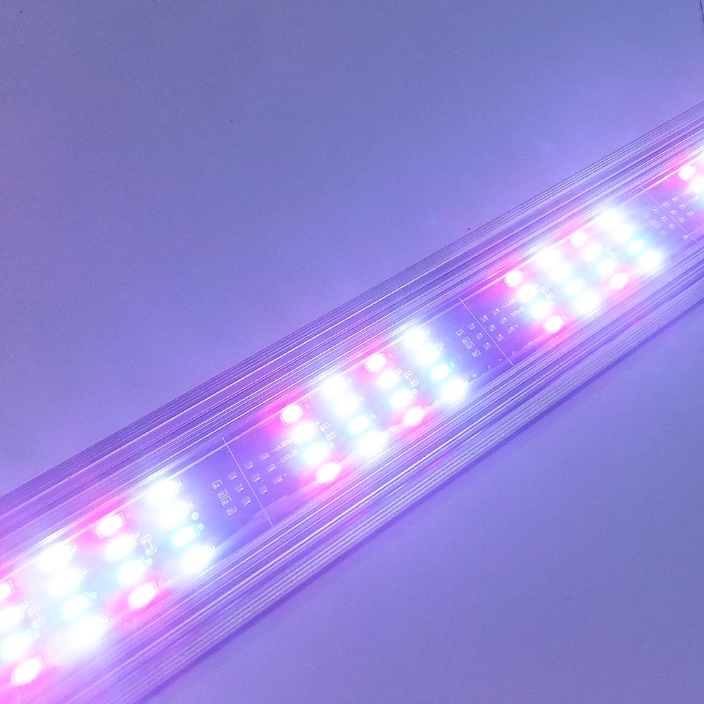 水族館 Led 照明は魚の水槽の照明パネル