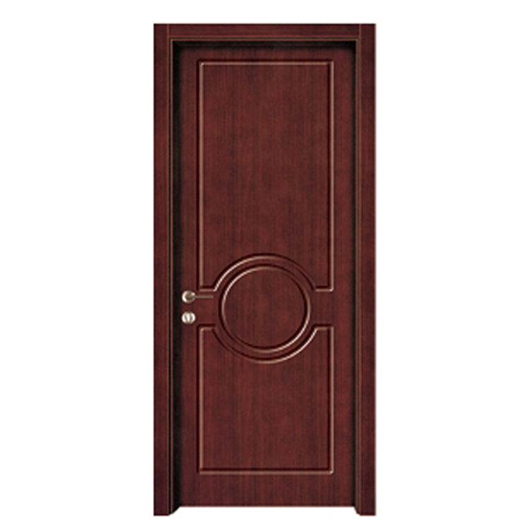 Cheap Indian Mdf Carved Polish Single Wooden Door Design