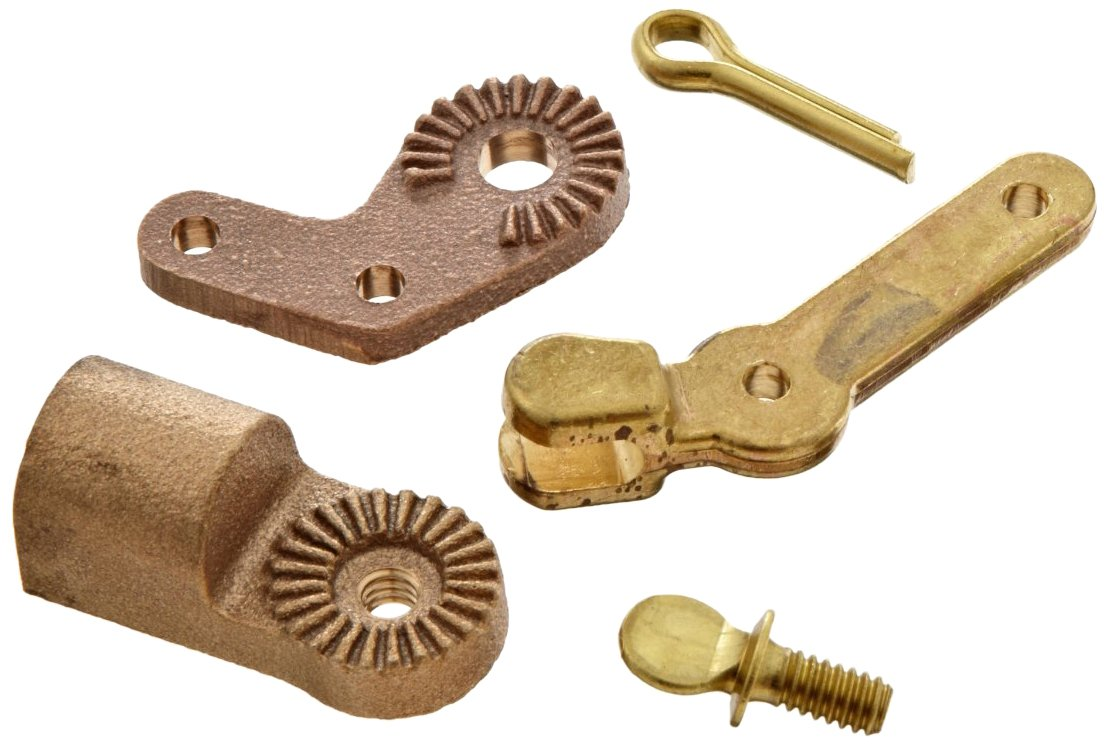 Robert Manufacturing KB149 Bob 3 Piece Standard Disc and Cup Kit for R605T Brass Float Valves Control Devices