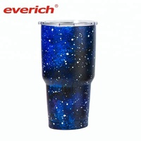 2018 new design galaxy tumbler