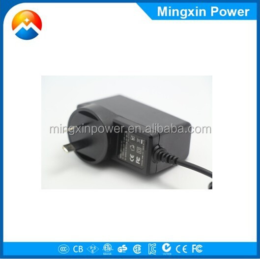 9V 2A 18W plug in Switching Power Supply DC Adapter for tablet notebook MID