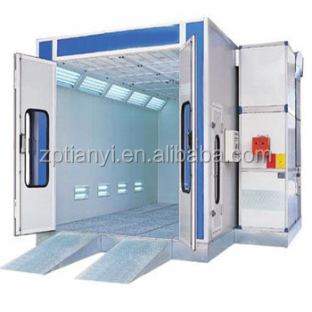 spray booth professional manufacturer(CE approved)
