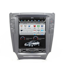 "10.4 ""Tesla Gaya Vertikal Layar Android Mobil Audio <span class=keywords><strong>Radio</strong></span> DVD Video Player untuk <span class=keywords><strong>Lexus</strong></span> IS200 <span class=keywords><strong>IS250</strong></span> IS300 2006- 2011 Gps Navigasi"