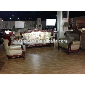 French Alibaba Furniture Living Room Provincial