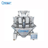 Multihead Weigher for Meat Ball / Frozen Food / Chicken / Fish / Seafood