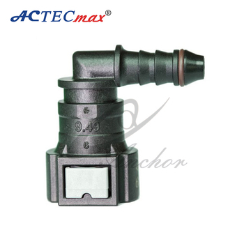 7 89 Male And Female Fuel Line Pipe Quick Connectors - Buy Male Female  Connectors,Rubber Pipe Connector,Mechanical Quick Connectors Product on