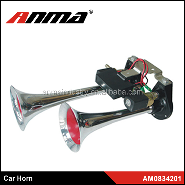 Hot sale 6/12/24V car horn/car horn police