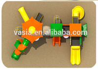 EU / UK / DUBAI / SOUTH AMERICA / Standard Funny Kids outdoor Playground Equipment