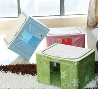 Yiwu City home storage box and 600D oxford cloth storage box for clothing
