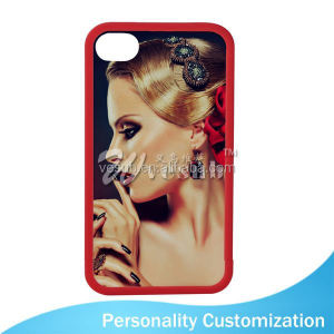New Arrive Blank 2D Phone Case Cover Sublimation ulak phone case For Iphone 4