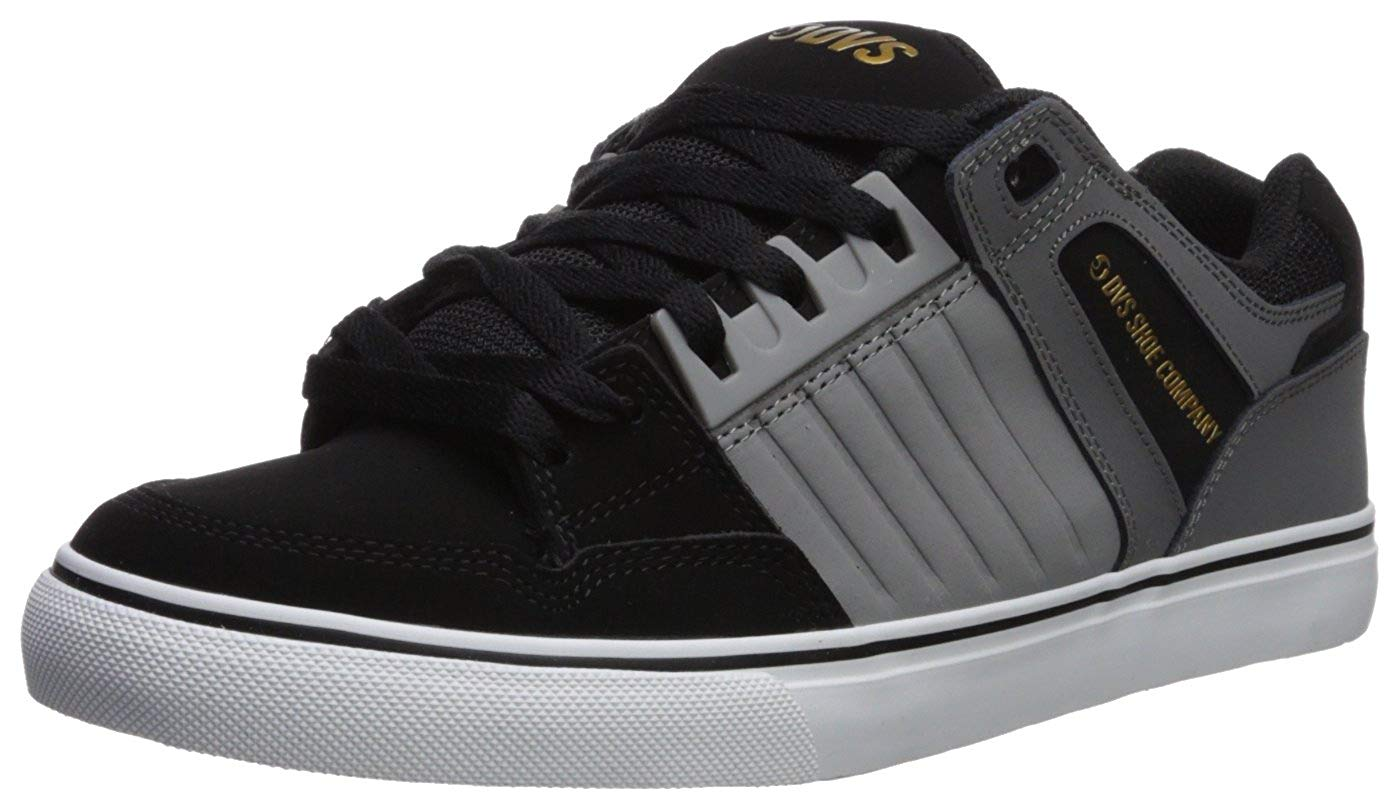 5703c2e0c96b Buy DVS Footwear Mens Rico CT Skate Shoes in Grey Orange Native Camo ...