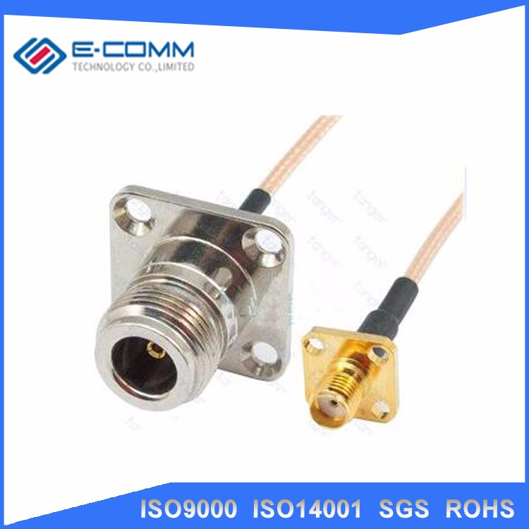 China Supplier Sma Female Panel Mount To N Type Female Adapter ...