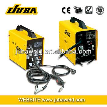 Juba Gasless Flux Wire Mig No Gas Welding Machine