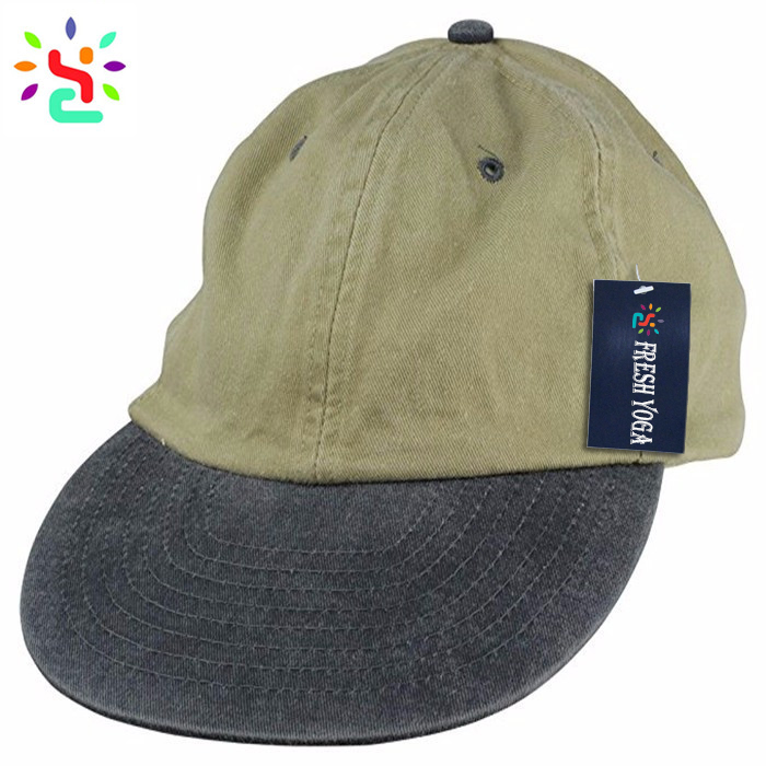 d217e3e12b2e31 Unstructured baseball cap flat brim unstructured 6 panel hat custom hats  sport baseball hats and caps