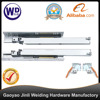 SL-2201 heavy duty Soft Close hanging telescopic channel drawer slide