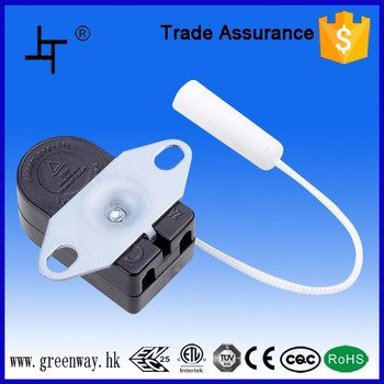 Miniature Wall Light Pull Cord Small Switch Replacement ...