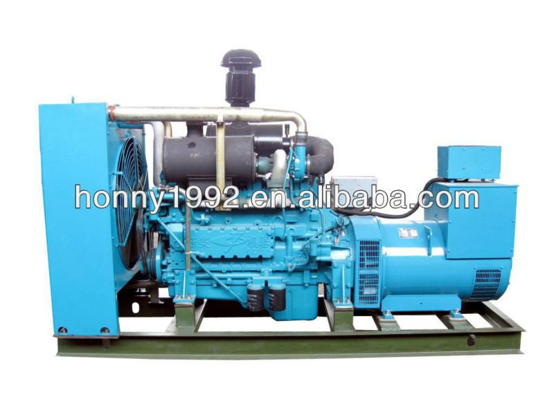 Portable/Family Yuchai Electric generators(15-35KVA)