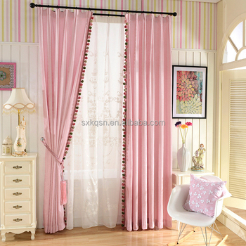 Normal Hotel Quality New Design Blackout Living Room Curtains - Buy ...
