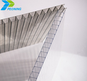 Good service factory cheap price lexan polycarbonate cladding sheet accessories