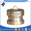thread lock type push and pull quick coupling fittings