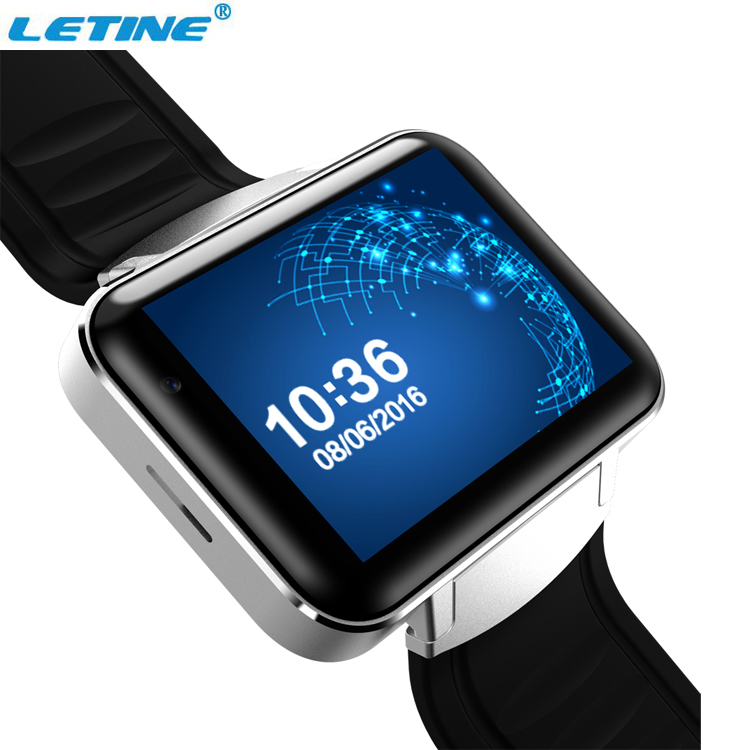 DM98 Android Bluetooth 3G Sim Card Wifi GPS Camera Smart Watch Mobile Phone