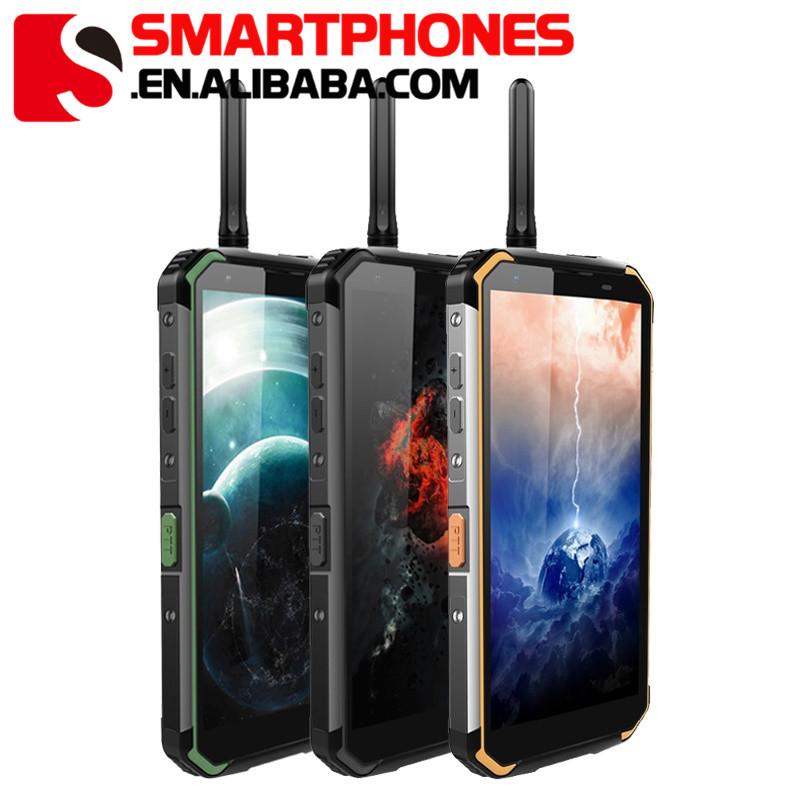 "original BLACKVIEW BV9500 Pro mobile phone IP68 waterproof 5.7FHD MT6763T Octa Core Android 8.1 6GB+128GB NFC 4G PTT Smartphone"""