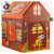 Outdoor fruit shop play game toy kids tent for children