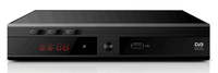 hd dvb-t2 hevc h.265 set top box Manufacturers H.265 support IPTV Digital DVB-T2 set top box tv receiver
