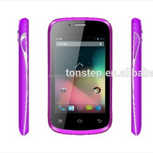 China billig preis best selling 3,5 zoll mtk dual sim 3G android smartphone