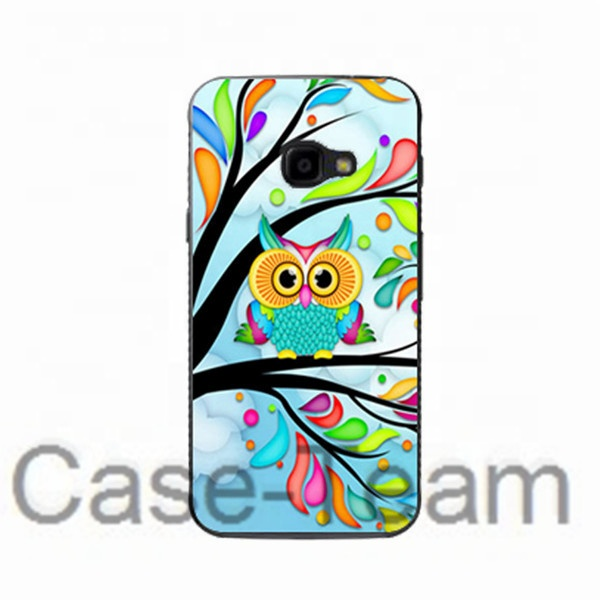 Mobile Phone Case for Samsung Xcover 4 , Free Shopping, Cartoon Flower Cover for Samsung Xcover 4 case