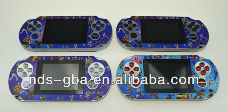 Hot sale 32 bit handheld gaming console PMP4