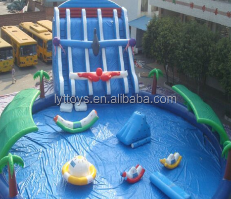 Best quality inflatable pool rental customized inflatable pool toy for kids