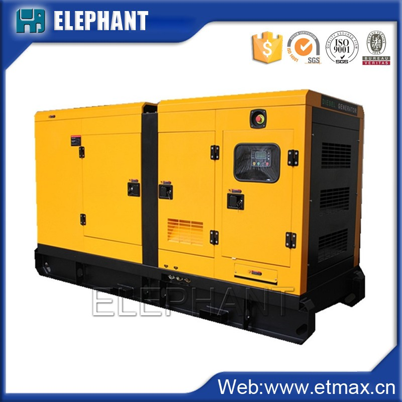 With Cummins 4BT3.9-G2 Engine 30kw Diesel Generator Set