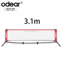 Portable Foldable custom beach tennis football net