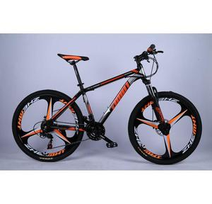 21 Speed Men's Mountain Bike One Piece Wheel 26inch Mtb Cycle Mountain Bicycle