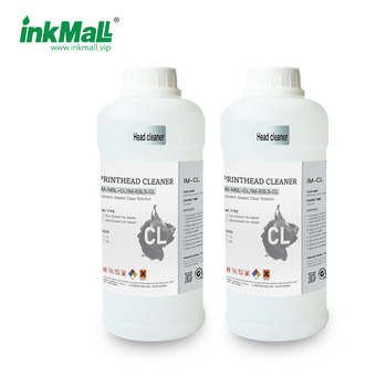 InkMall Universal Cleaning Liquid Solution for Eco Solvent with Epsn DX Series printhead