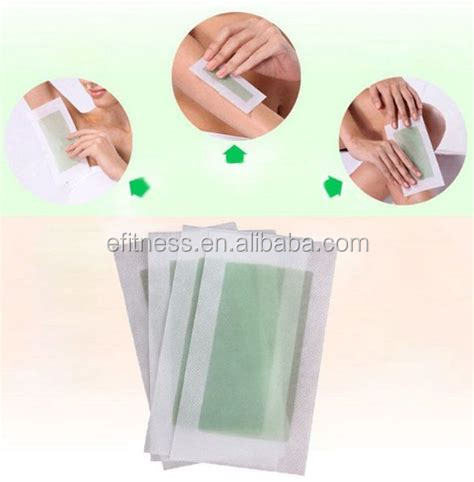 Body ontharing Wax Strips Koude Wax Strips